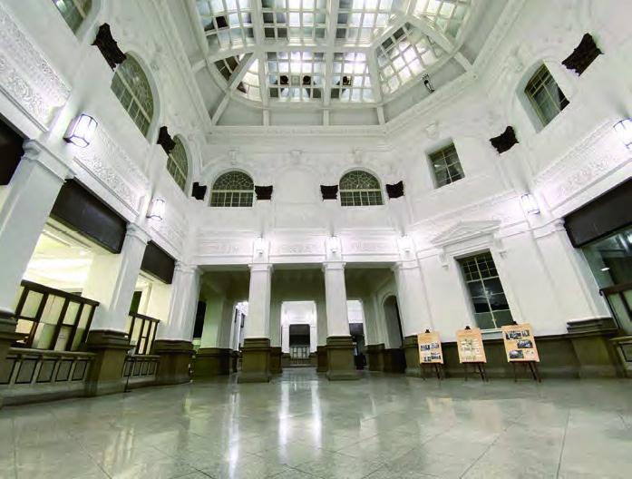 重要文化財(建造物) 日本銀行本店本館 ■写真提供:日本銀行
