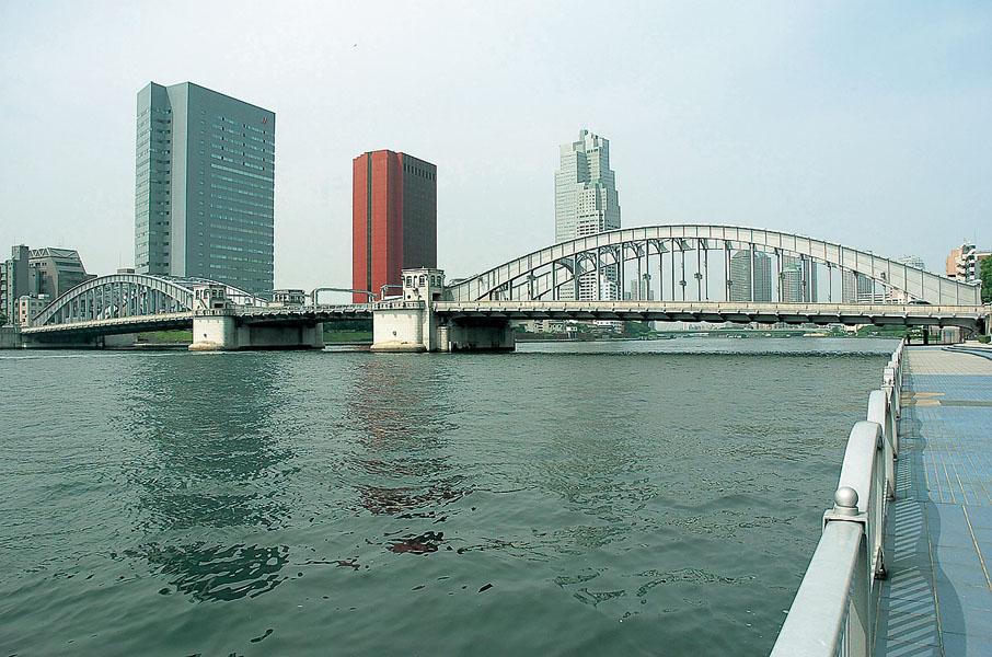 重要文化財(建造物) 勝鬨橋