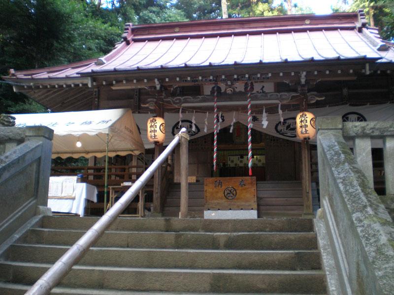 都指定有形文化財(建造物) 虎柏神社本殿