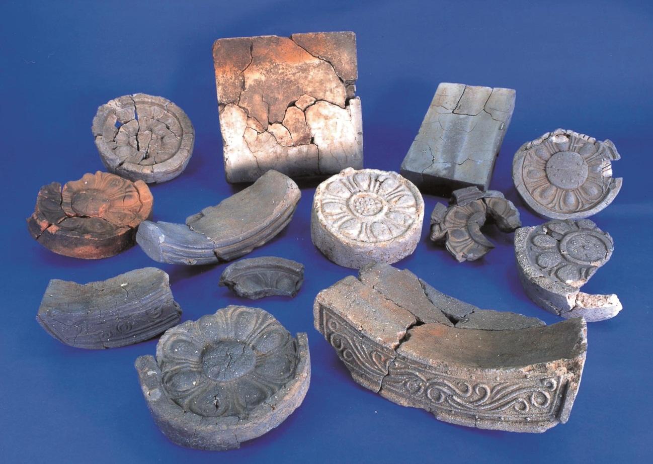 都指定有形文化財(考古資料) 瓦谷戸窯跡群出土遺物
