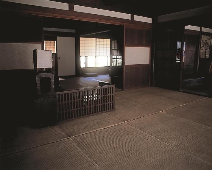 都指定有形民俗文化財 旧稲葉家住宅